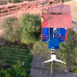 Drone Bungy Jump